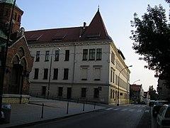 School. Kraków ul. Zamoyskiego 58-60 4.jpg