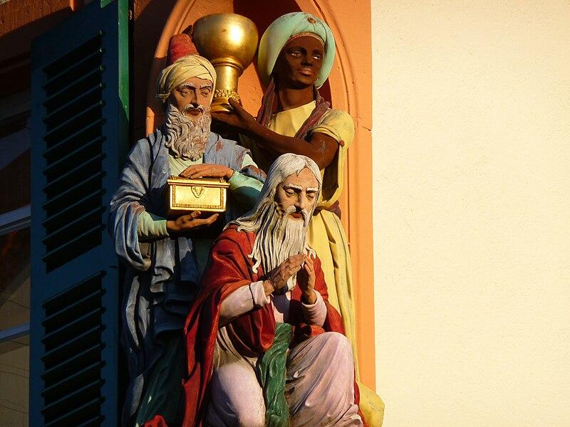 Geschenke Der Heiligen 3 Könige