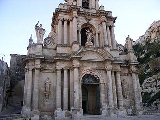 Scicli - Image: Scicli St Bartelemy