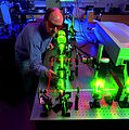 Scientist measures the optical limiting performance of a nonlinear material - ALC.jpg