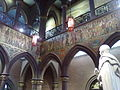 Scottish National Portrait Gallery Grand Hall mural 02.jpg