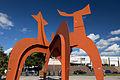 Sculpture Hellebardier Alexander Calder Nordufer Hanover Germany 03a.jpg