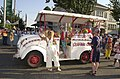 Seafair clowns in Seattle University District parade, 2002 (28746132107).jpg