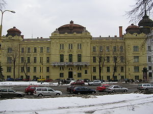 Košice Self-governing Region - The seat of the Košice Self-governing Region
