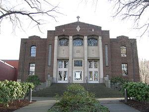 Seattle Pacific University - McKinley Theater