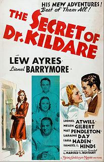 <i>The Secret of Dr. Kildare</i> 1939 film by Harold S. Bucquet