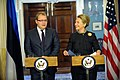 Secretary Clinton and Estonian Foreign Minister Umas Paet Host a Joint Press Conference (5373743041).jpg
