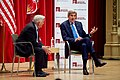 Secretary Kerry and Aspen Institute President Isaacson Discuss Global Affairs and Engage With Students at the University of Chicago's Institute of Politics (29953129204).jpg
