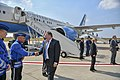 Secretary Pompeo Departs Brussels After NATO Summit (42664285864).jpg