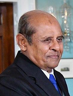 Tilak Marapana Sri Lankan lawyer and politician