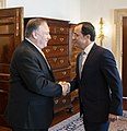 Secretary Pompeo Meets with Cypriot Foreign Minister Christodoulides (49086036671).jpg