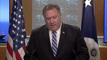 File:Secretary Pompeo remarks to the Media.webm