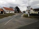 Sedlec (BV), ulice u pošty.jpg