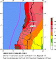 Seismic Hazard Map 2010 Pichilemu Earthquake.jpg