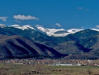 Massif - Rila massif, Bulgaria