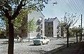 Semmelweis utca a Kolozsvár utcától a Mártírok útja felé nézve. Fortepan 21171.jpg