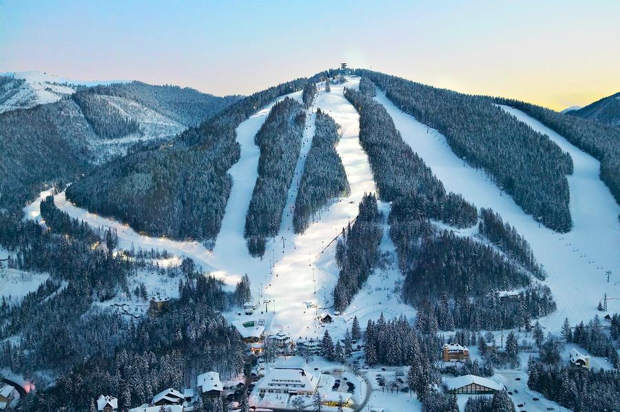 Zauberberg (ski area)