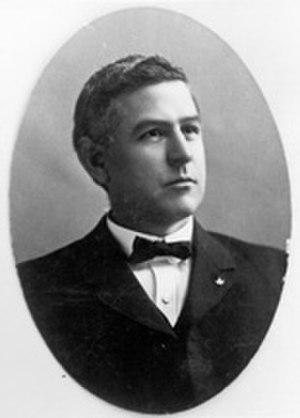 Arthur Brown (Utah senator) - Image: Senator Arthur Brown