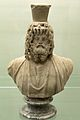 Serapis, 3rd c AD, Roman replica of type by Bryas, Prague NM-H10 4740, 151727.jpg