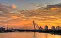 Seri Wawasan Bridge Sunset in HDR (3379512496).jpg