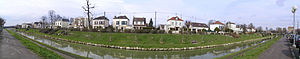 Sevran - Canal de l'Ourcq