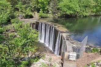 Shady Lake Recreation Area - Shady Lake Dam
