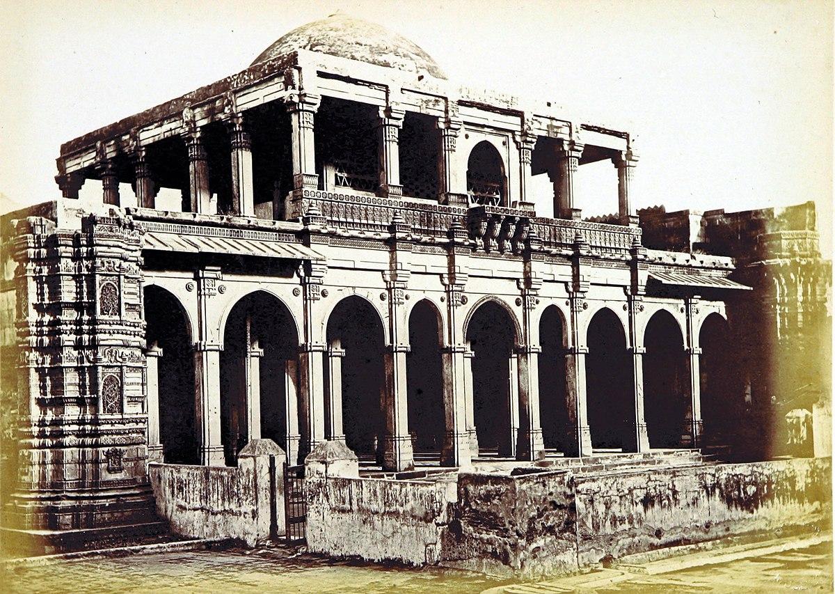 Mosque Wikipedia: Shahpur Mosque