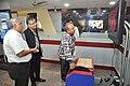 Shantanu Ganguly Along With Shrikant Pathak And Manash Bagchi Visiting NDL - NCSM - Kolkata 2017-12-13 6255.JPG