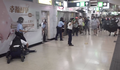 Shatin Station protesters conflict with police force 20190907.png