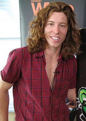 Shaun White - White in 2008