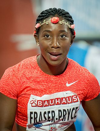 Shelly-Ann Fraser-Pryce - Fraser-Pryce in 2015