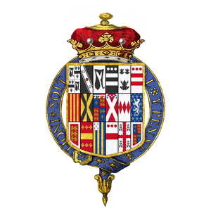 Shield of arms of Francis Rawdon-Hastings, 1st Marquess of Hastings, KG, PC Shield of arms of Francis Rawdon-Hastings, 1st Marquess of Hastings, KG, PC.png