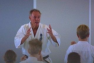 Loek Hollander Dutch martial artist