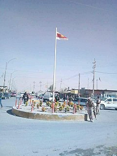 Place in Iraq