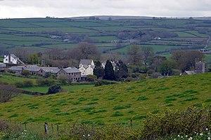 Shirwell - Shirwell village