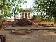 Shiv Temple on Chatari Road,Shivpuri,M.P