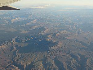 Shivwits Plateau - Image: Shivwits Plateau, Grand Canyon Parashant National Monument, Arizona (16016205312)