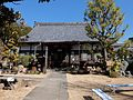 Shorenji temple in Gunma Prefecture Kiryu Japan.jpg