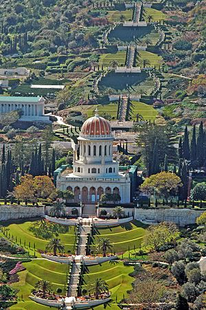 2008 in Israel - The Baha'i Holy Places in Haifa and the Western Galilee are designated by UNESCO as World Heritage Sites