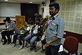 Sibi Kanagaraj - Open Discussion - Collaboration among Indic Language Communities - Bengali Wikipedia 10th Anniversary Celebration - Jadavpur University - Kolkata 2015-01-10 3162.JPG