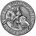 Siegel des oberschwäbischen Landvogts, des Grafen Hug von Werdenberg.jpg