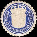 Siegelmarke Herzoglich Br. L. Kreisdirektion Helmstedt W0210049.jpg