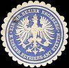 Siegelmarke Königliche Eisenbahn Betriebs - Amt Stettin - Eisenbahn Direktions Bezirk Bromberg W0221224.jpg