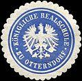 Siegelmarke Königliche Realschule zu Otterndorf W0215496.jpg