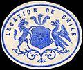 Siegelmarke Legation de Chile W0223582.jpg