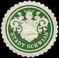 Siegelmarke Stadt Schwaan W0227118.jpg
