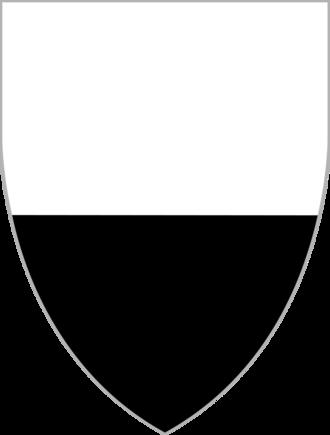 Senius and Aschius - Sienese coat of arms