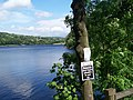 Sign Of The Times, Damflask Reservoir, near Low Bradfield - geograph.org.uk - 1612110.jpg