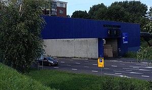 N14 expressway (Netherlands) - Sijtwende Park tunnel