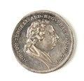 Silvermedalj, Johan Tobias Sergel,1815 - Skoklosters slott - 109547.tif